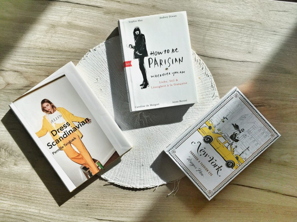 Fashion Books_Scandinavian, French and New York Style